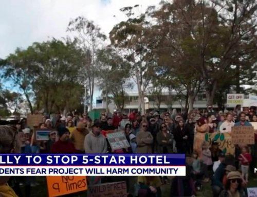 Channel 7 News – Preserve Gnarabup Rally