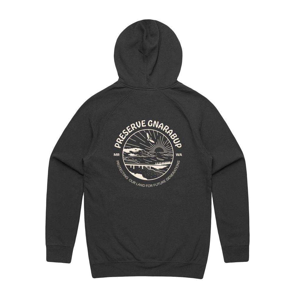 preserve gnarabup hoodie